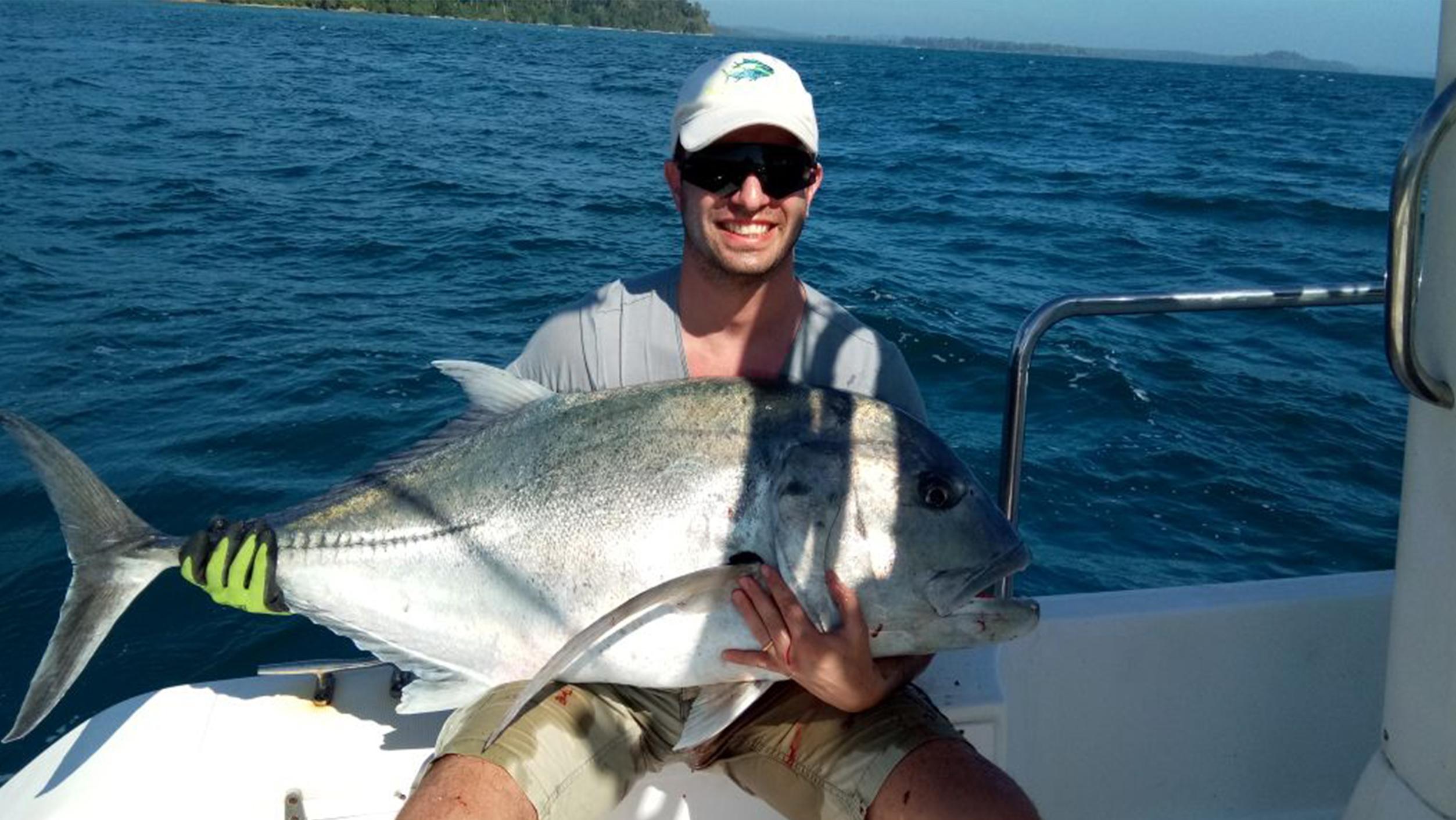Sports fishing in Andaman 5