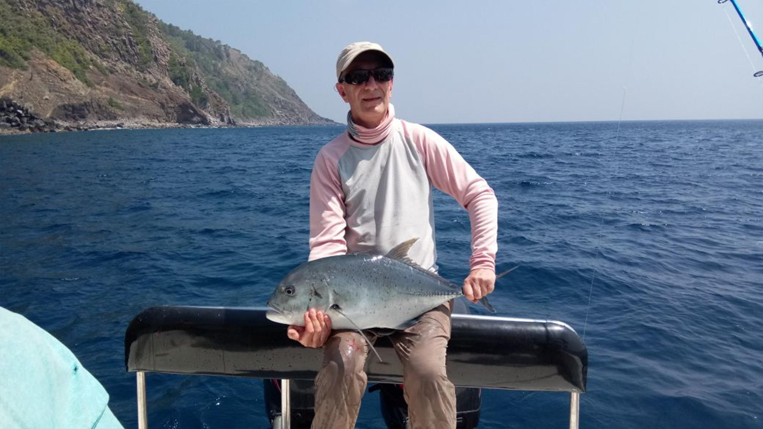 Sports fishing in Andaman 9