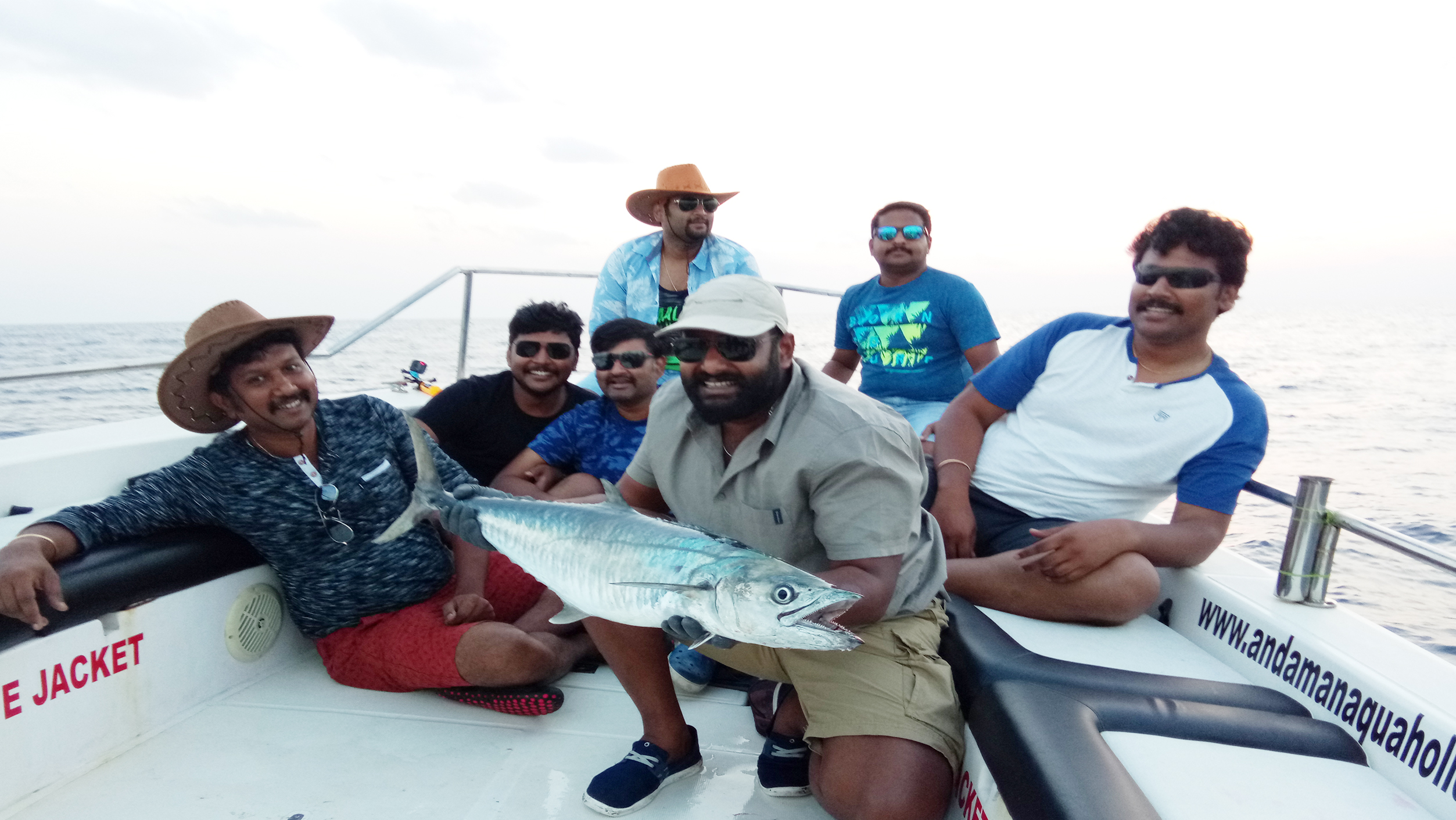 Andaman Aquaholics Sports Fishing in India 8