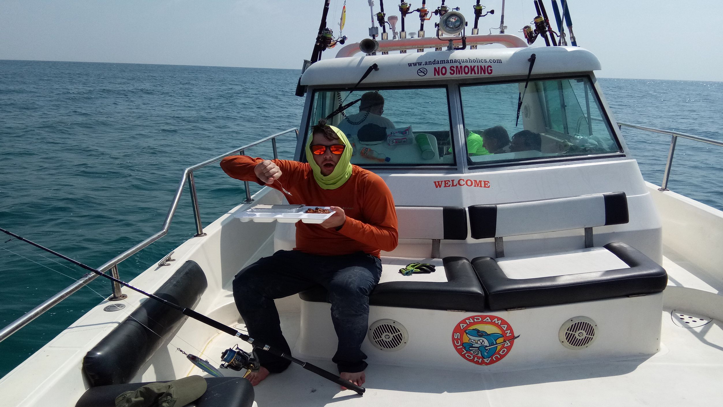 Andaman Aquaholics Sports Fishing in India 3