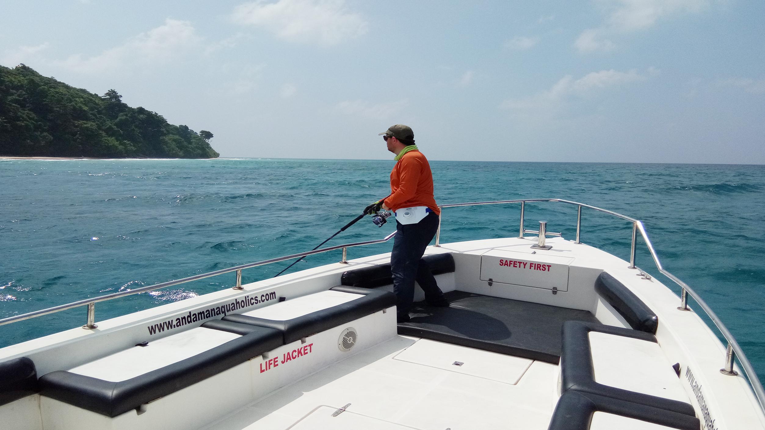 Andaman Aquaholics Sports Fishing in India 4