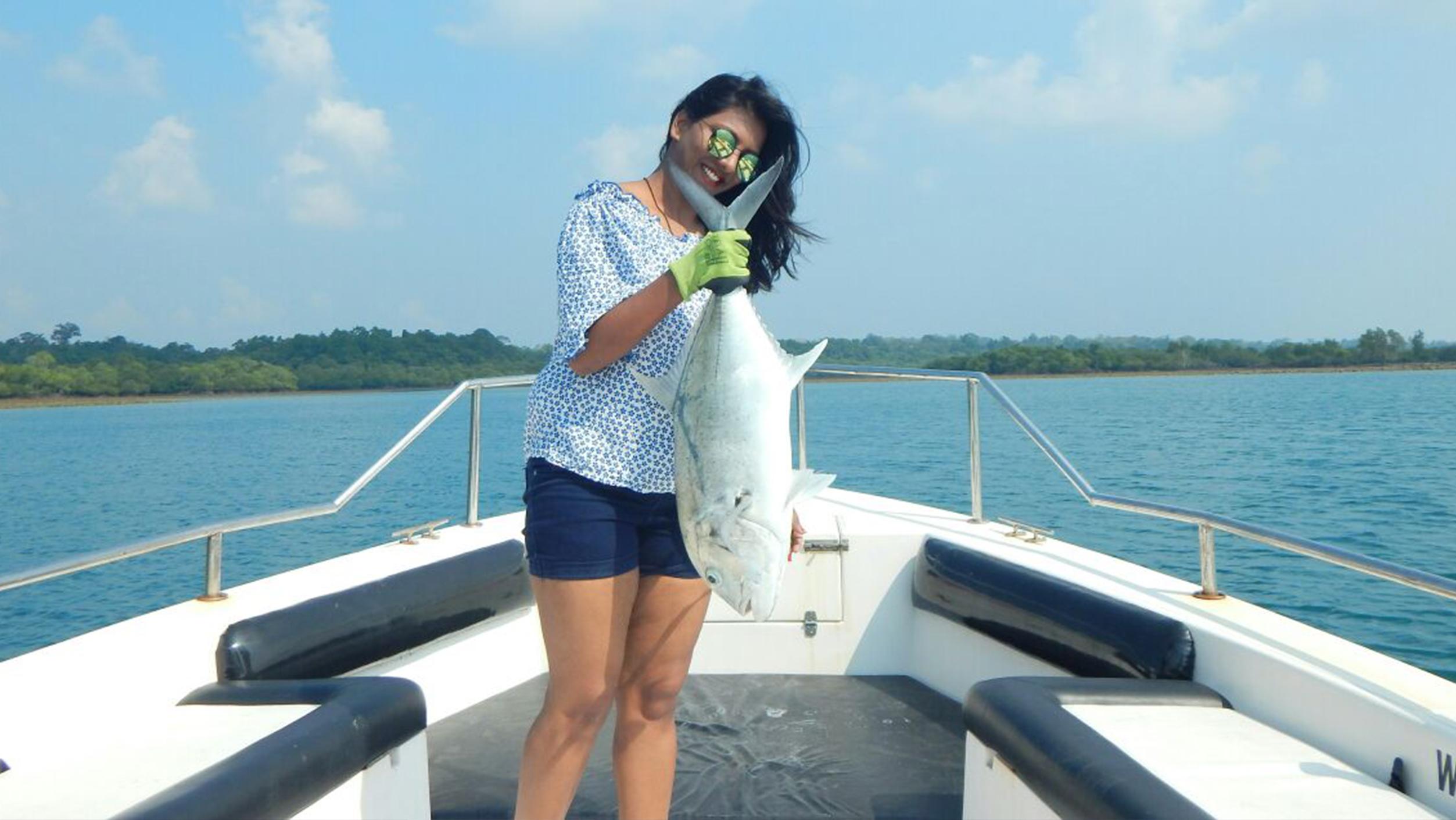 Sports fishing in Andaman 3