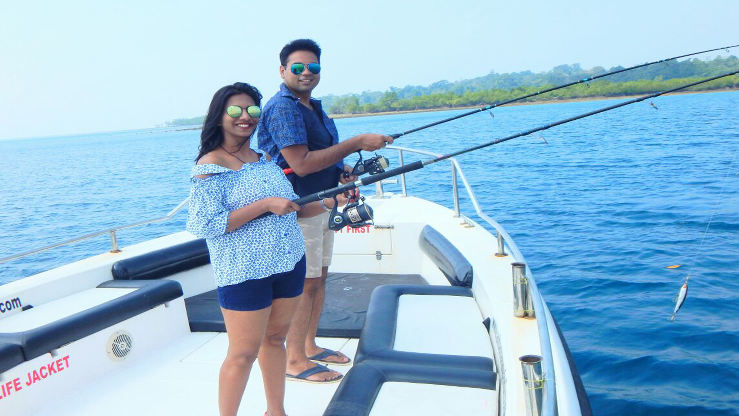 Sports fishing in Andaman 2