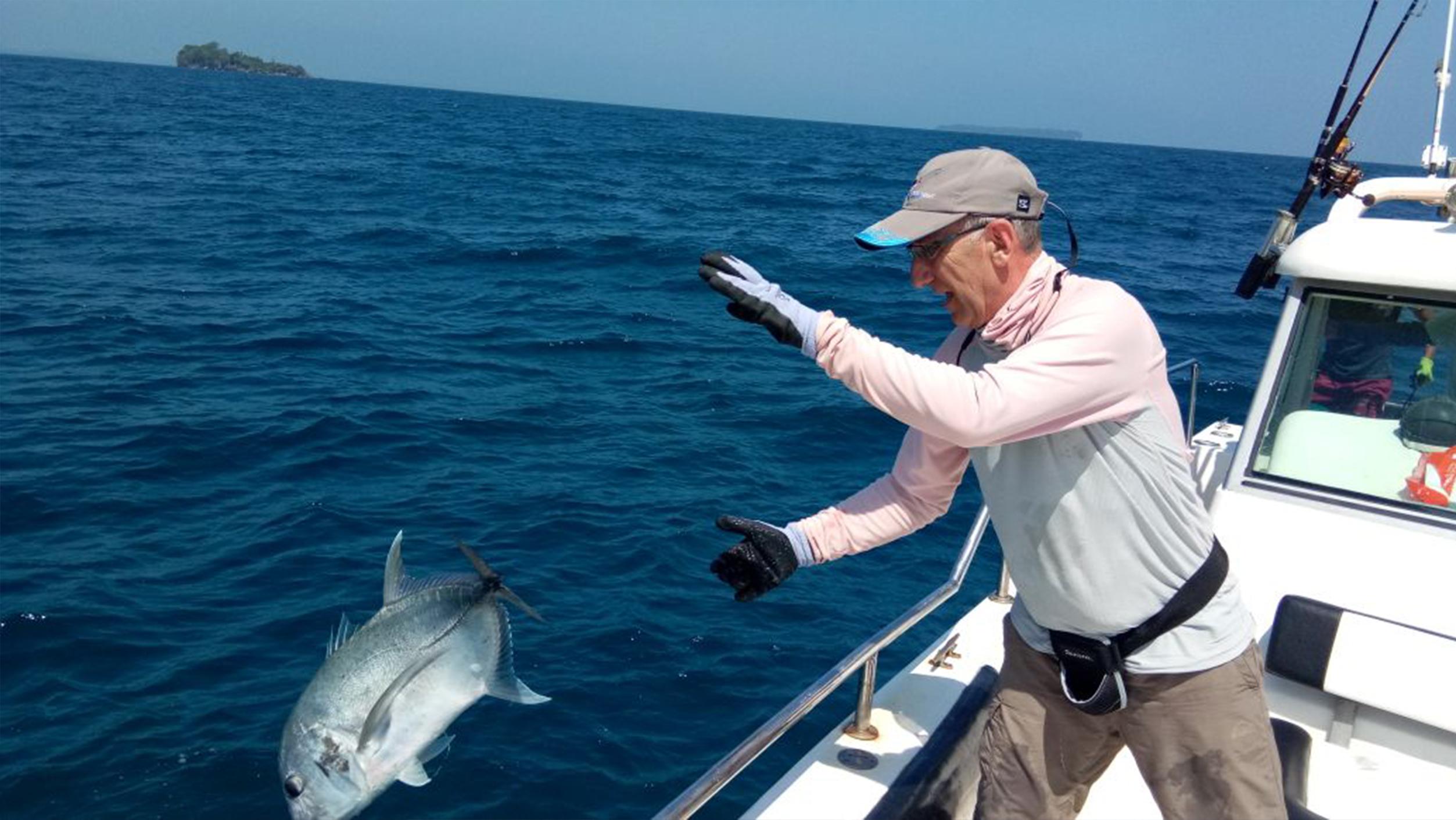 Sports fishing in Andaman 6