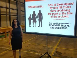 Lisa Ramos agrees to present