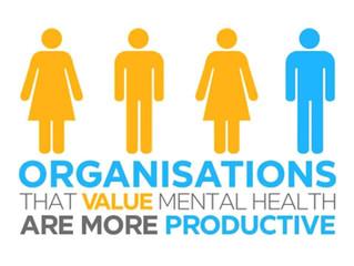 World Mental Health Day- Lets talk.