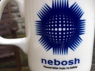 NEBOSH. Insurance for uncertain times.