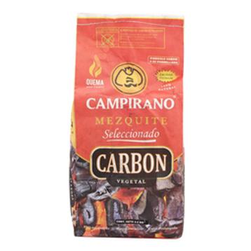 CAMPIRANO CARBON MEZQUITE 6.6 LB