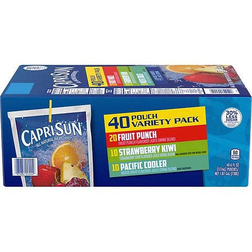 CAPRISUN 40 VARIETY PACK (96 PER PALLET)