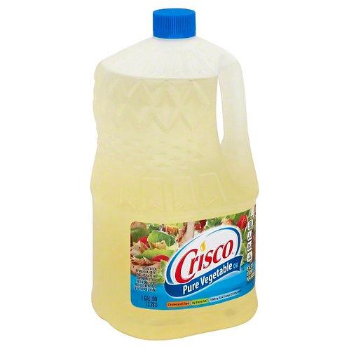 CRISCO VEGETABLE OIL 1 GAL. (48 CASES PER PALLET)