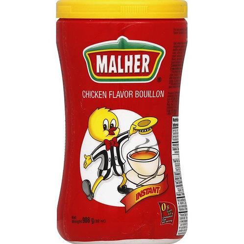 MAHLER CONSOME DE POLLO 32 OZ (70 CASES PER PALLET)