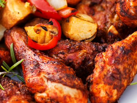 Haitian Creole BBQ Chicken
