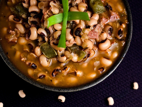 Nigerian Black Eyed Pea Porridge