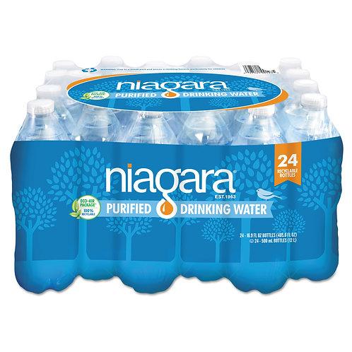 NIAGARA WATER 24 PK (84 CASES PER PALLET)