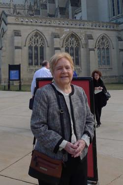 Beloved member of Trinity Memorial