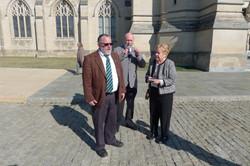 Beloved members of Trinity Memorial