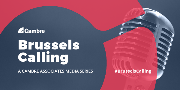 EVENT: #BrusselsCalling - 6 February 2019 - Media Debate on EU Competition Policy