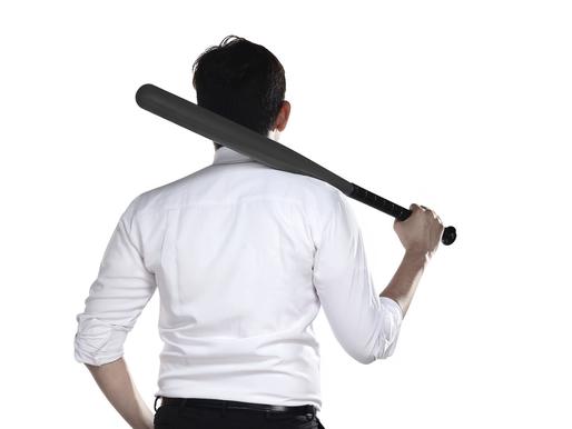 Baseball bats & knee caps: are you a big hitter?