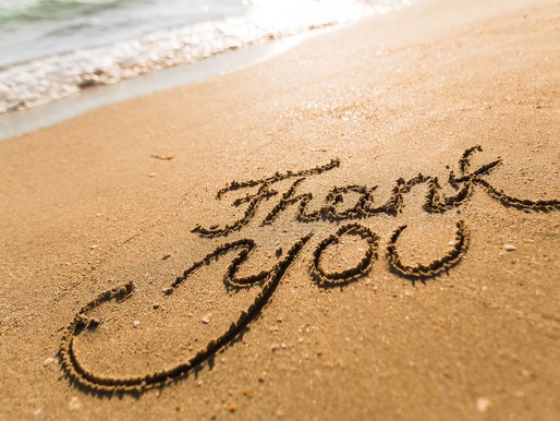 "Gratitude, the Impact of ""Thank You"""