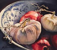 Pumpkins and Pomegranates