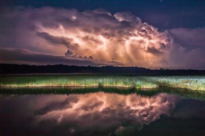 Summer Thunder Storm