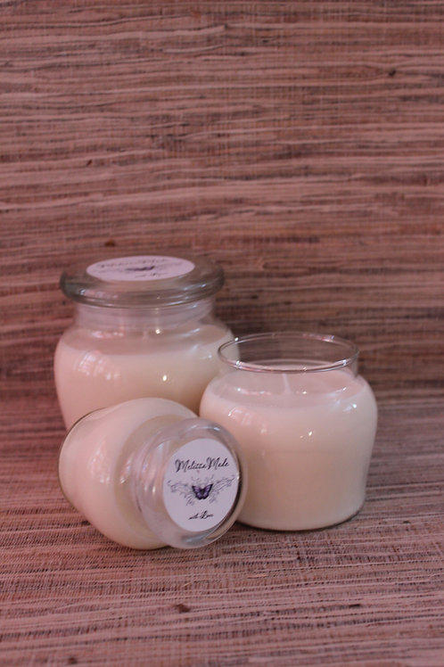Small Honey Pot Soy Candles