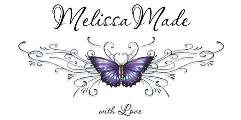 MelissaMade with Love logo