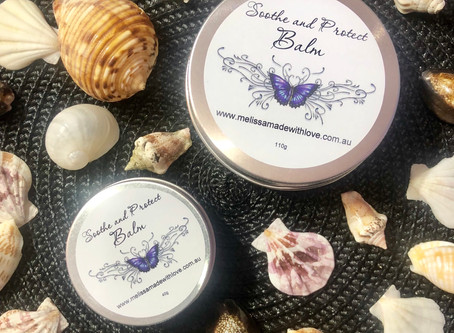 Product in the spotlight - Soothe and Protect Balm