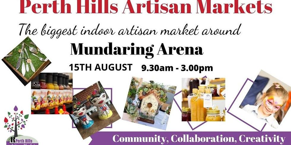 Perth Hills Artisan Markets (1)