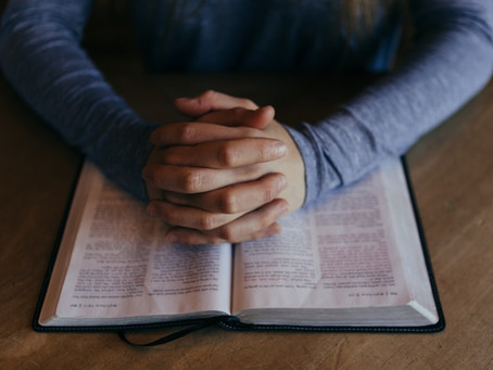 Growing our relationship with God