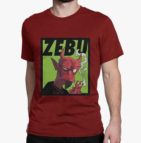Camiseta - Zebu