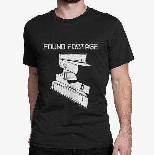 Camiseta - Found Footage