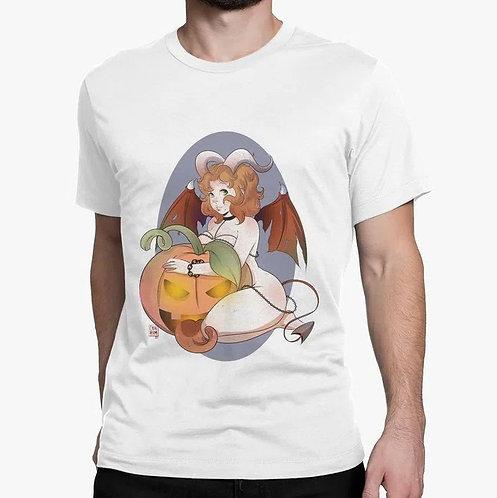 Camiseta - Halloween Girl