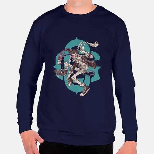 Suéter - Rockabilly