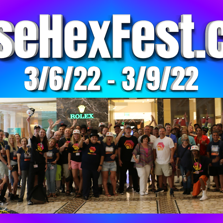 Hex Conference Las Vegas 2022