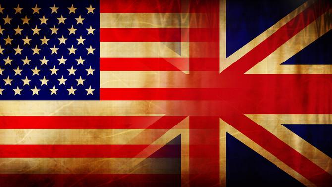 Principales diferencias entre inglés Británico y Norteamericano.