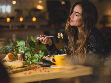 How mindful eating can improve your health