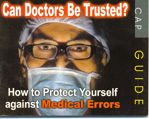 Can Doctors Be Trusted?