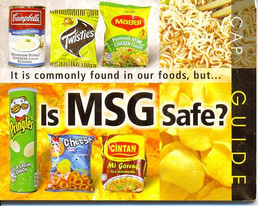 Is MSG Safe?