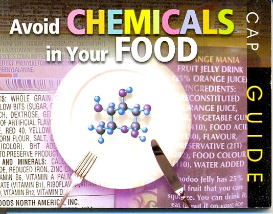 Avoid Chemicals In Your Food