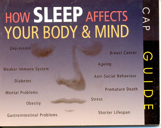How Sleep Affects Your Body and Mind