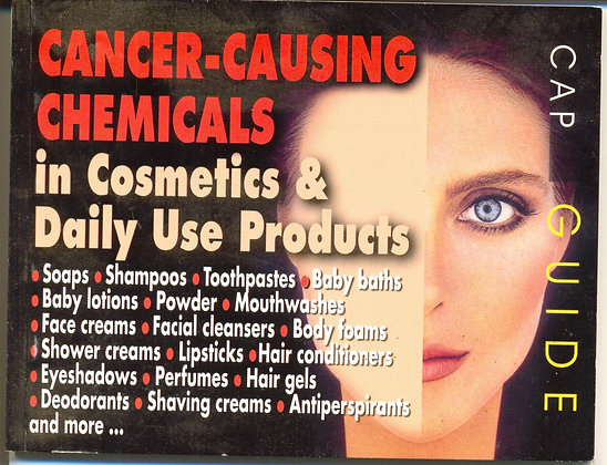 Cancer-Causing Chemicals In Cosmetics & Daily Use Products