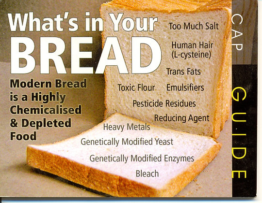 What's In Your Bread