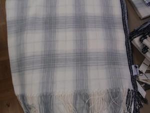 綿ショール