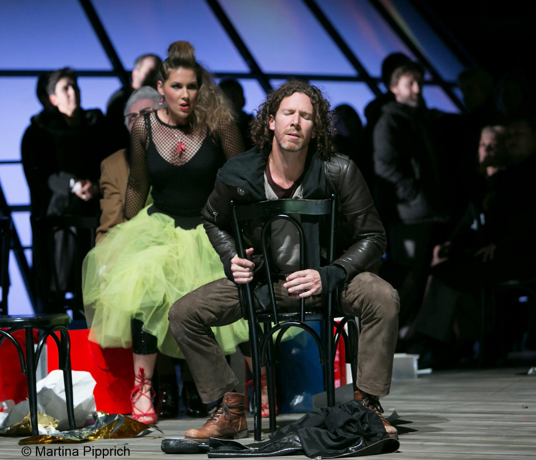 La Bohème - Marcello