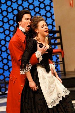 Le nozze di Figaro - Conte Almaviva