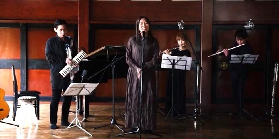 """Otnk"" with フルートアンサンブル@金沢片町 RIVERSIDE"