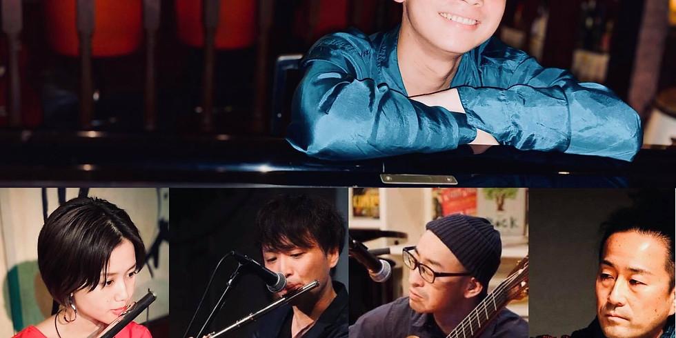 ニューアルバム「高雄飛」CD発売記念LIVE@モックシェア金沢