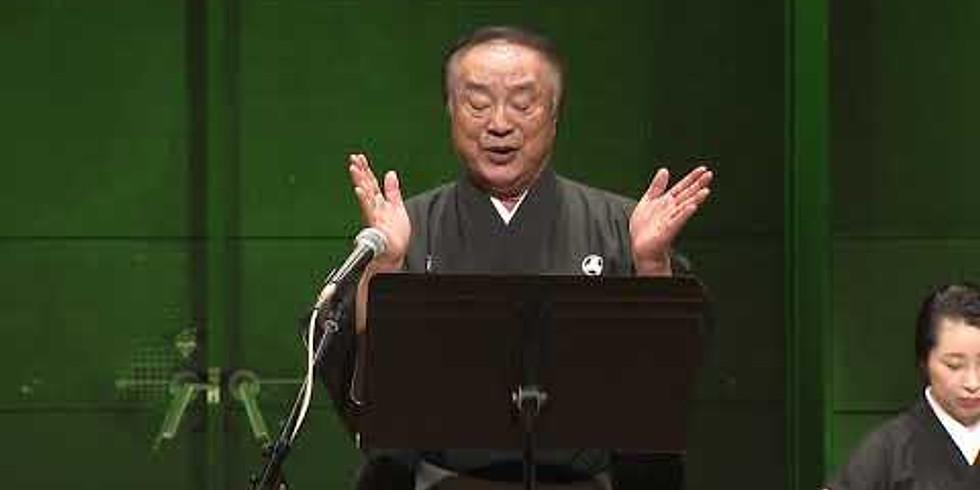 「加賀山昭の会」 〜日本の心を歌う民謡の数々〜