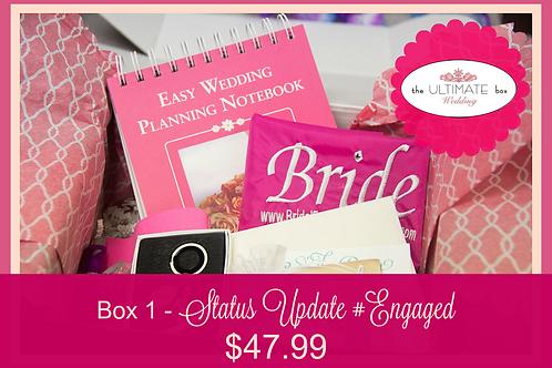 Box 1 - Status Update #Engaged